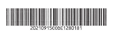 jetstamp graphic 970 print sample - barcode