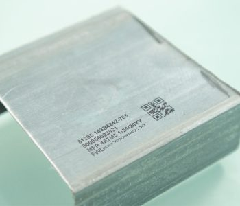 metal sample