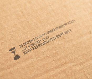 CAMI Print on Cardboard